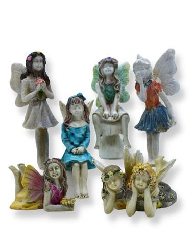Fairy Garden Statue Kit   Fairy Garden Kit   Fairy Kits Australia