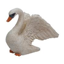 Miniature Fairy Garden Swan | Miniature Fairy Garden Accessories | White Swan