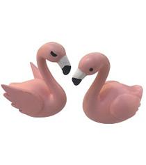 Miniature Fairy Garden Bird | Miniature Fairy Garden Accessories | Pink Flamingos