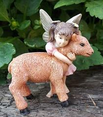 Miniature Fairy Garden Fairy | Miniature Fairy Garden Statue | Darci Rae