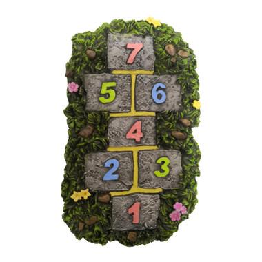 Miniature Fairy Garden Pathway - Fairy Garden Accessories - Hopscotch Pathway
