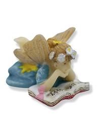 Miniature Fairy Garden Fairy | Miniature Fairy Garden Statue | Fairy Alyssa