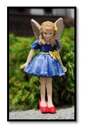 Miniature Fairy Garden Fairy   Miniature Fairy Garden Statue   Bea Plays Dress Up