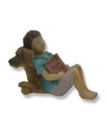 Miniature Fairy Garden Fairy | Miniature Fairy Garden Statue | David's Best Friend