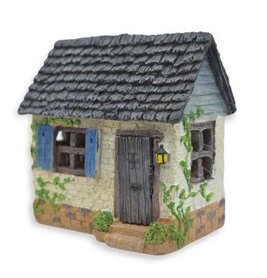 Miniature Fairy Garden Feature - Miniature Fairy Garden House - Puddleduck Cottage