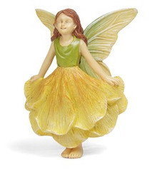 Miniature Fairy Garden Fairy | Miniature Fairy Garden Statue | Fairy Belle