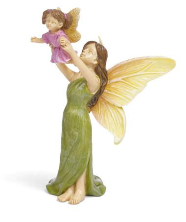 Miniature Fairy Garden Fairy   Miniature Fairy Garden Statue   First Flight