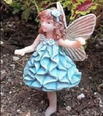 Miniature Fairy Garden Fairy | Miniature Fairy Garden Statue | Fairy Heather
