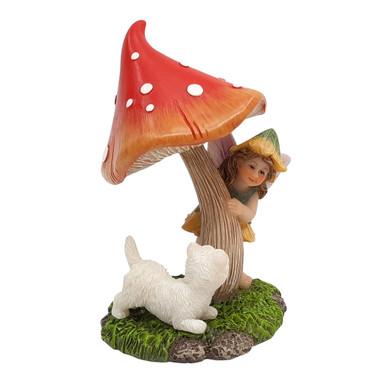Miniature Fairy Garden Fairy | Miniature Fairy Garden Fairy | Hide and Seek Fairy
