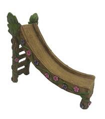 Miniature Fairy Garden Slide | Miniature Fairy Garden Accessories | Fairy Slidev
