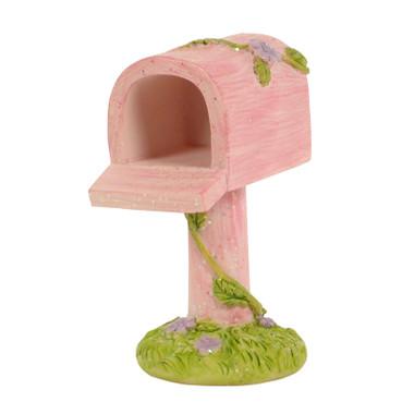 Miniature Fairy Garden Mail Box   Miniature Fairy Garden Accessories  Fairy Mail Box