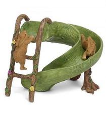 Miniature Fairy Garden Slide | Miniature Fairy Garden Accessories | Bunny Slide