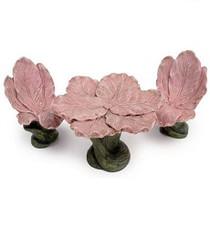 Miniature Fairy Garden Furinture - Miniature Fairy Garden - Iris Table and Chair