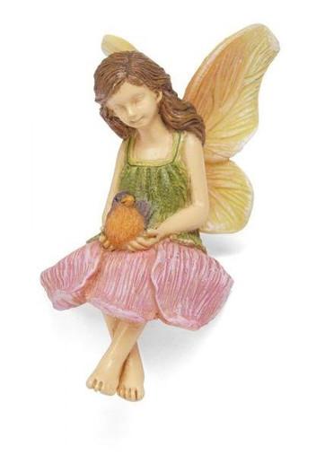 Miniature Fairy Garden Fairies   Miniature Fairy Garden State   Little Robin
