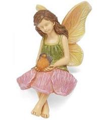 Miniature Fairy Garden Fairies | Miniature Fairy Garden State | Little Robin