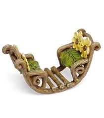 Miniature Fairy Garden Accessories - Miniature Fairy Garden Play - Fairy Rocker