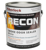 Fiberlock Recon - Restoration Primer / Sealer Encapsulant with Odorlock Technology - 1 Gallon White.