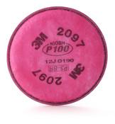 3M 2097 P100 Respirator Filter
