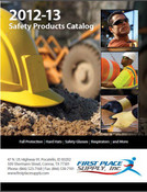 2012 - 2013 Safety Catalog