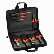 Cementex Basic Electrician‰Ûªs 8 Piece Tool Kit: TR-8BEK