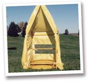 Pelsue - Manhole Guard Tent: 6000