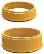 Pelsue - Aluminum Manhole Shield (33 X 36 X 8): 3336-12A