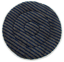 MICROFIBER BONNET WITH SCRUB STRIPS