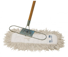 THREE WAY DUST MOP AND FRAME