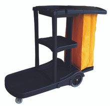 CUSTODIAL CART