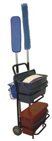 VERTICAL TWO-WHEEL TROLLEY
