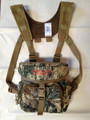 small bino pack in true timber camo
