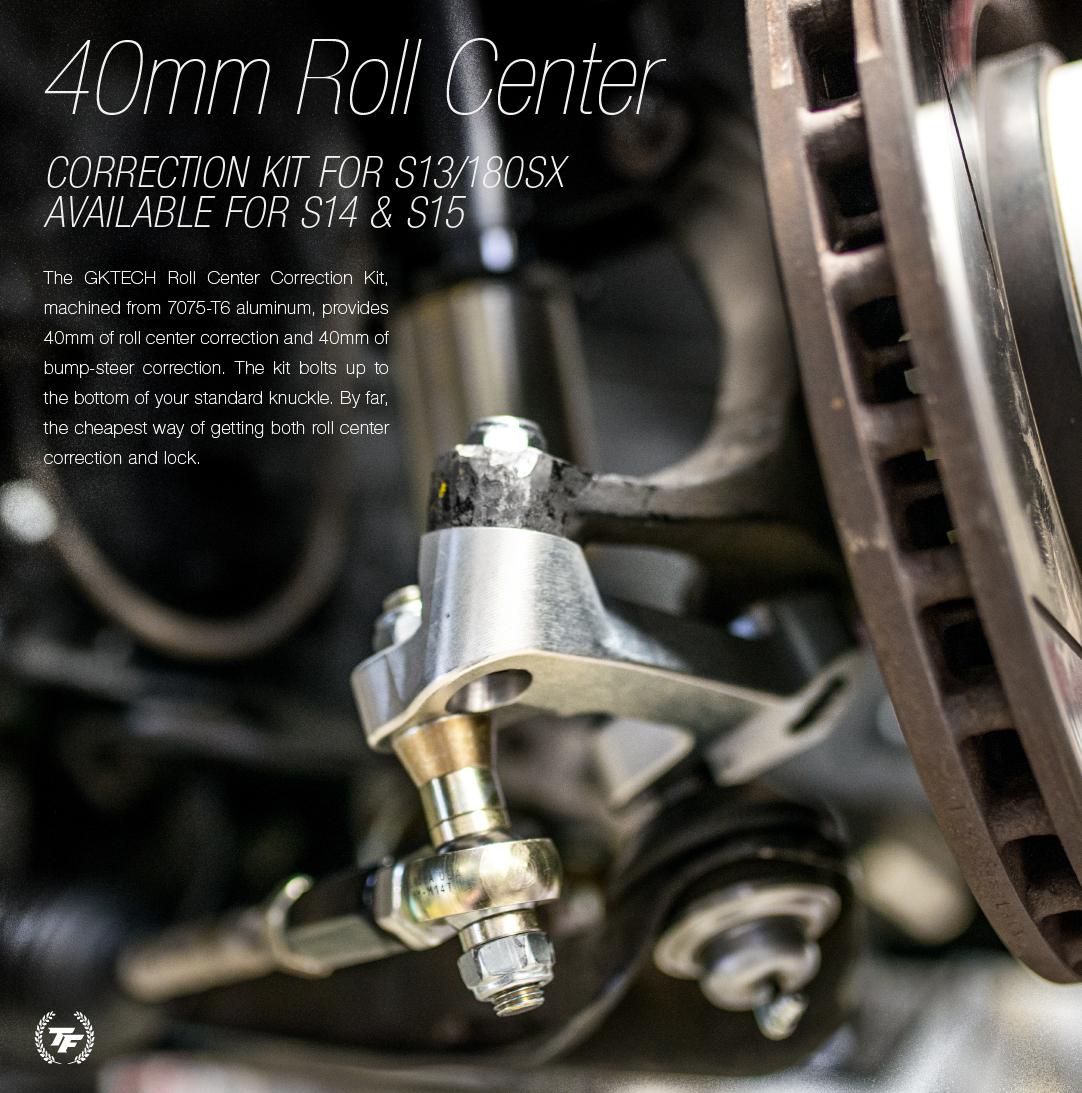 GKTECH S14//S15 Silvia//200sx handbrake ebrake extenders give more leverage