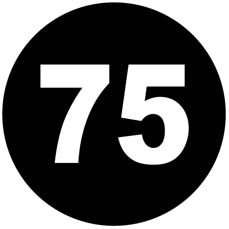 Round Stickers With Numbers