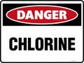 DANGER - CHLORINE