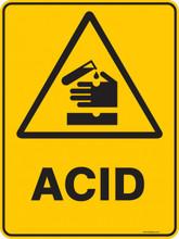 Warning  Sign - ACID