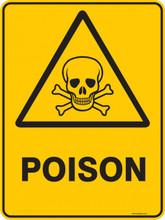 Warning  Sign - POISON