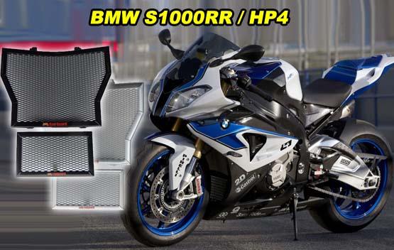 BMW S1000RR & HP4