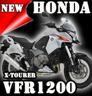 HONDA VFR1200 X-TOURER