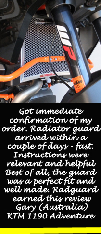 Customer Reviews - KTM 1190