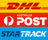 DHL / Australia Post / Star Track
