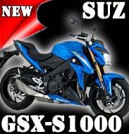 SUZ GSX-S 1000