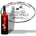 Cara Cara Orange-Vanilla White Balsamic
