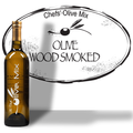 Olive Wood Smoked Olive Oil