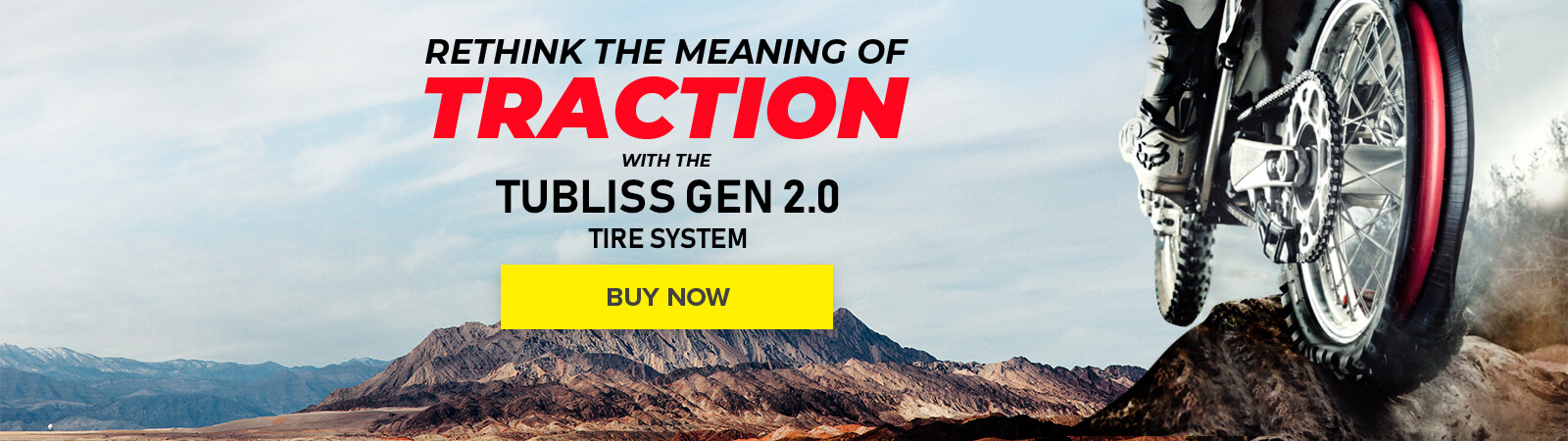 tubliss gen - tire system