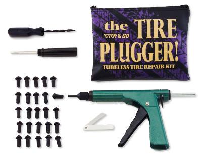 tire repair kit 45 95 standard model tire plugger stop go Tire Repair Garage tire repair kit tire plugger