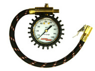 Air Tire Gauge - tire repair kit