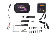 This all in one package contains everything needed to prevent being stranded anywhere!