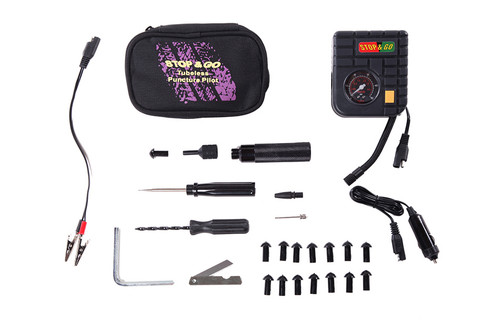 tubeless tire repair kits - motorcycles scooters atvs