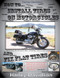 How to Install Motorcycle Tire - Fix Flat Tire