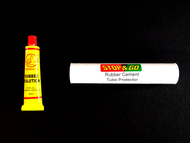 Rubber Cement Tube Protector